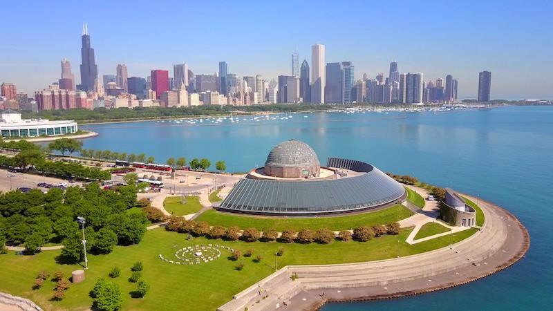 Como economizar muito em Chicago: Adler Planetarium
