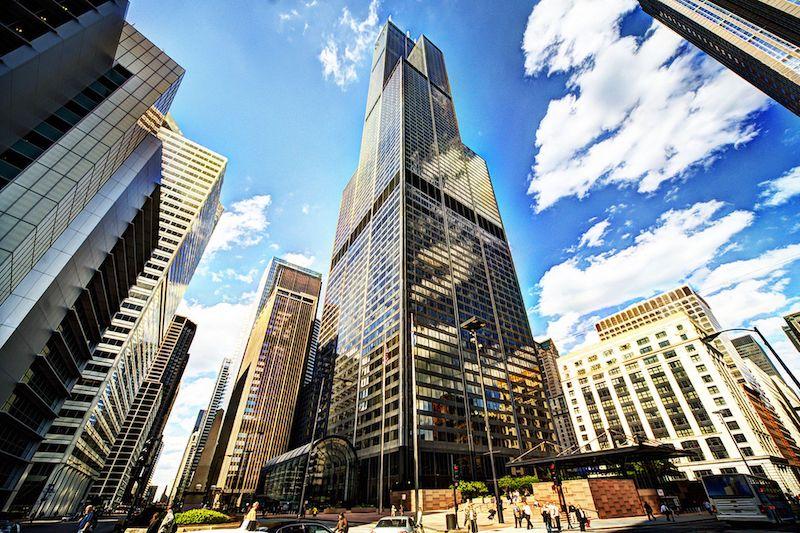 Pontos turísticos em Chicago: Willis Tower
