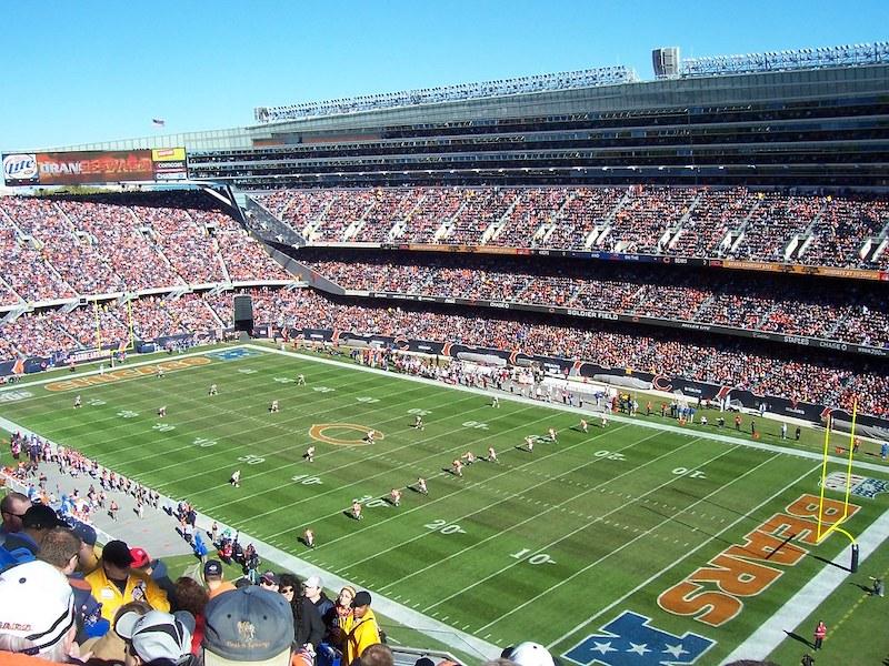 O que fazer em Chicago: estádio Soldier Field