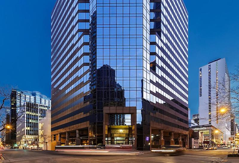 Como economizar muito em Chicago: Hotel Conrad