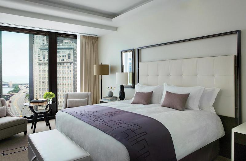 Como economizar muito em Chicago: Hotel The Langham