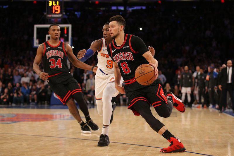 O que fazer em Chicago: jogo de basquete do Chicago Bulls