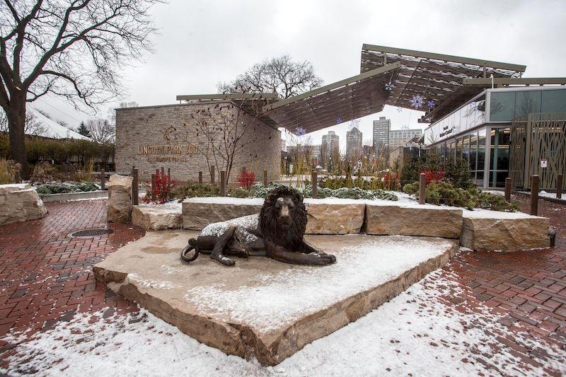 Pontos turísticos em Chicago: Lincoln Park Zoo