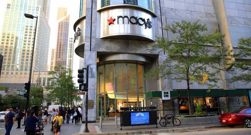 Como economizar muito em Chicago: loja Macy's