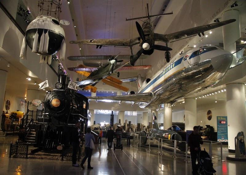 O que fazer em Chicago: Museum of Science and Industry