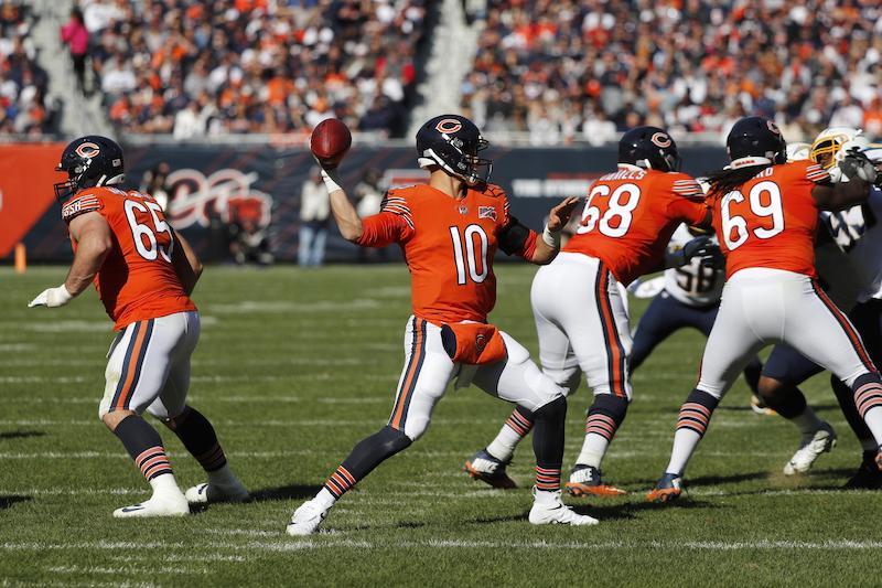 O que fazer em Chicago: jogo de futebol americano do Chicago Bears