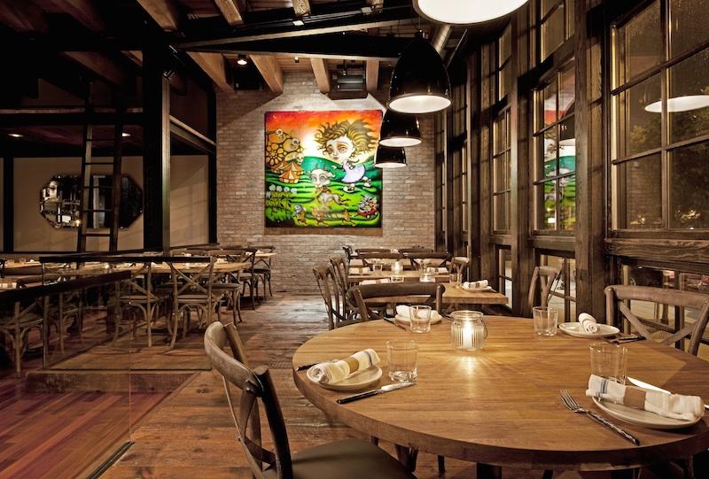 Melhores restaurantes em Chicago: restaurante Girl & The Goat