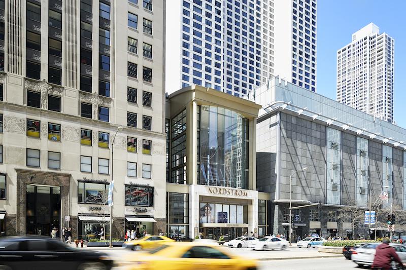 Shoppings em Chicago: The Shops at North Bridge