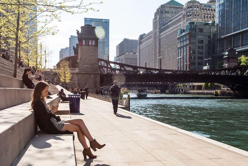 O que fazer em Chicago: turista