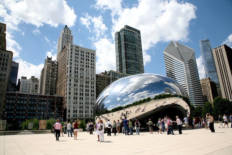 O que fazer em Chicago: Cloud Gate