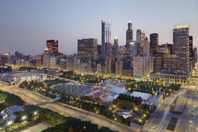 Seguro Viagem Internacional para Chicago: Millennium Park