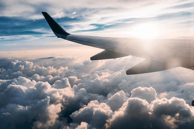 Quantas milhas é uma passagem aérea para Chicago