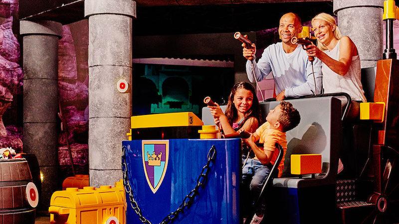 O que fazer com crianças em Chicago: atração no Legoland Discovery Center