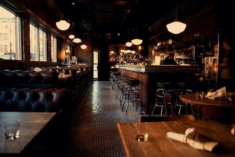 Melhores restaurantes em Chicago: restaurante Au Cheval