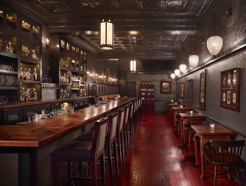 Melhores bares em Chicago: bar Billy Sunday