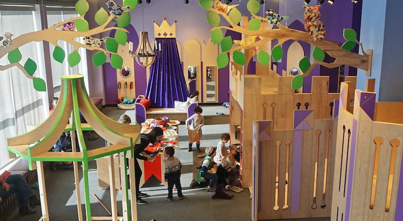 O que fazer com crianças em Chicago: Children's Museum