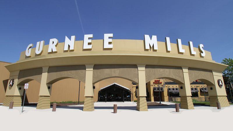 Outlets em Chicago: outlet Gurnee Mills