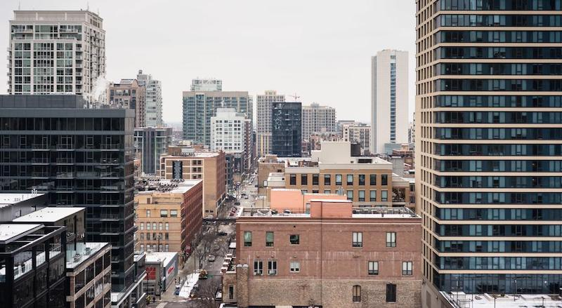 Hotéis bons e baratos em Chicago