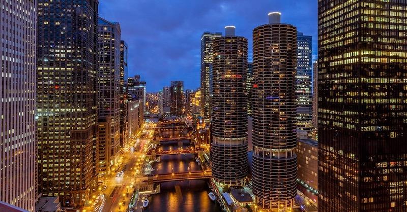 Hotéis de luxo em Chicago