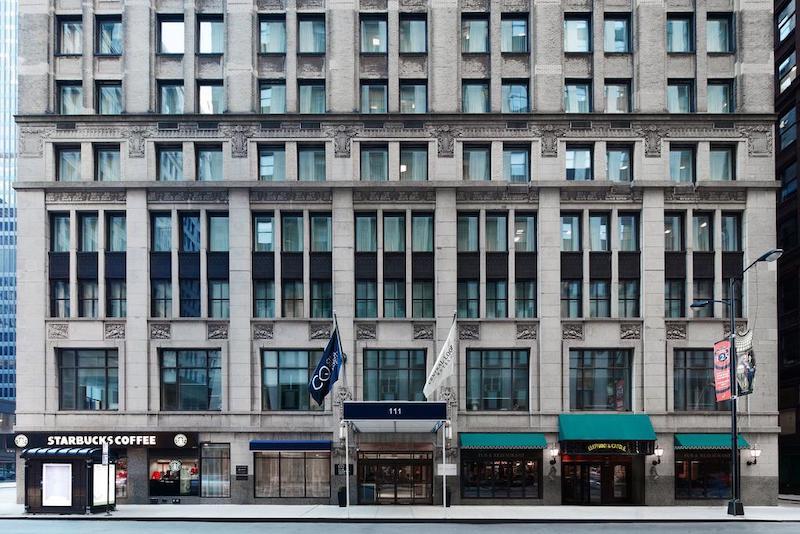 Hotéis bons e baratos em Chicago: hotel Central Loop