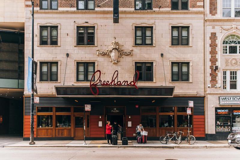Hotéis bons e baratos em Chicago: hotel Freehand Chicago