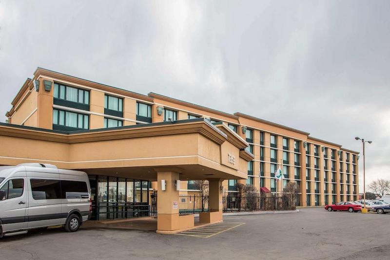 Hotéis bons e baratos em Chicago: hotel LXG Midway Airport