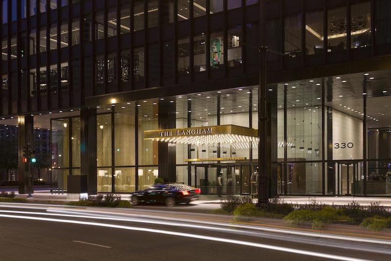 Melhores hotéis em Chicago: hotel The Langham