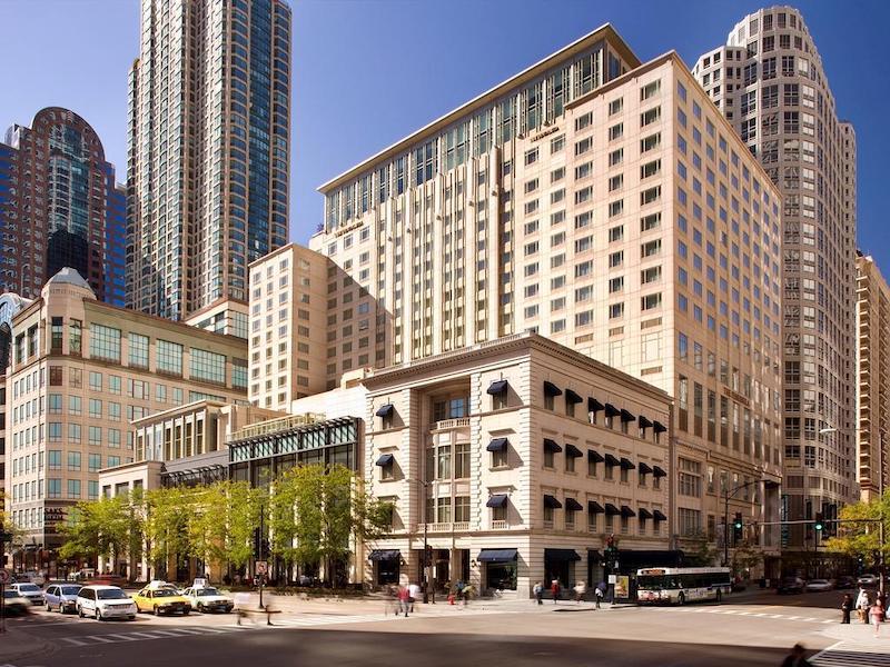 Melhores hotéis em Chicago: hotel The Peninsula