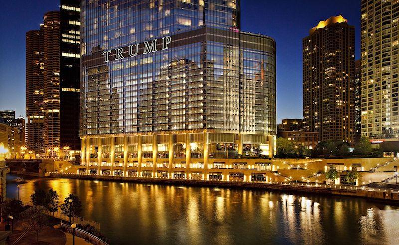 Melhores hotéis em Chicago: hotel Trump International