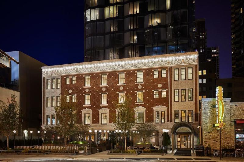 Melhores hotéis em Chicago: hotel Viceroy