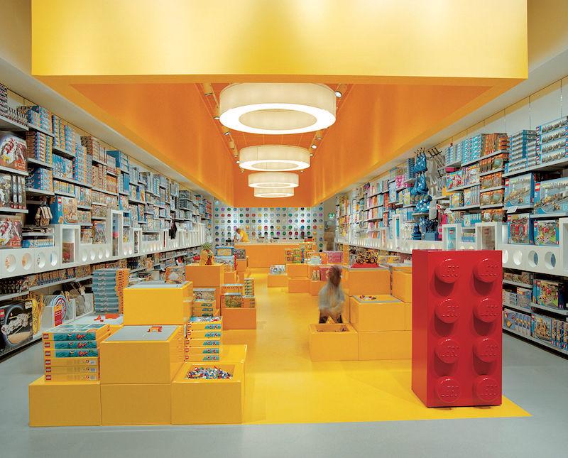 O que fazer com crianças em Chicago: Lego Store