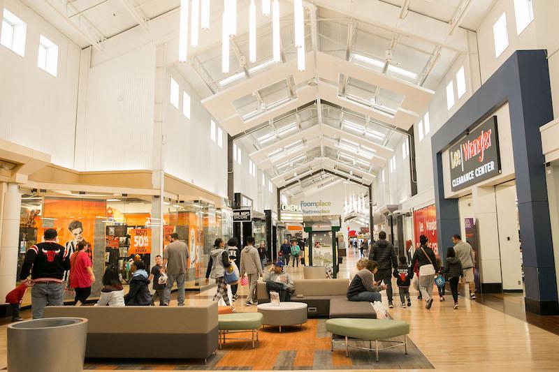 Outlets em Chicago: lojas do outlet Gurnee Mills