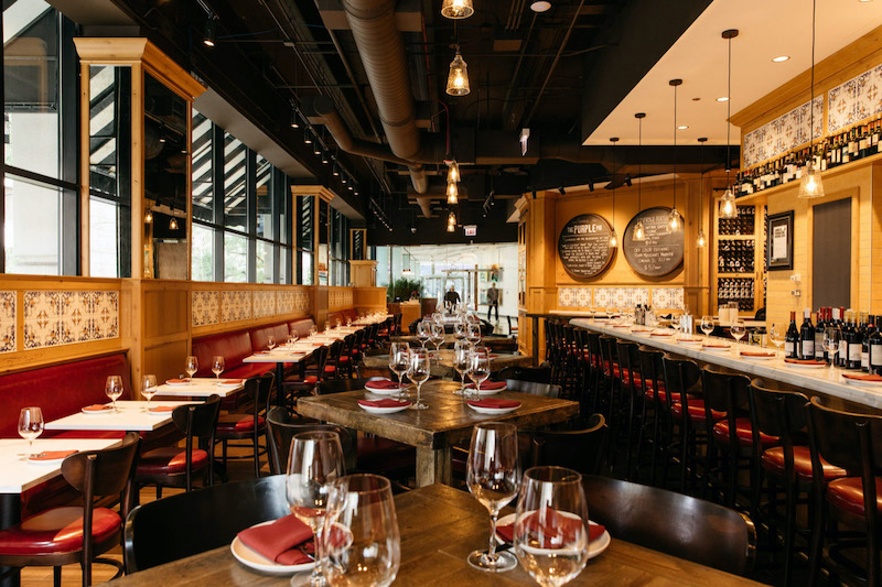 Restaurante The Purple Pig em Chicago