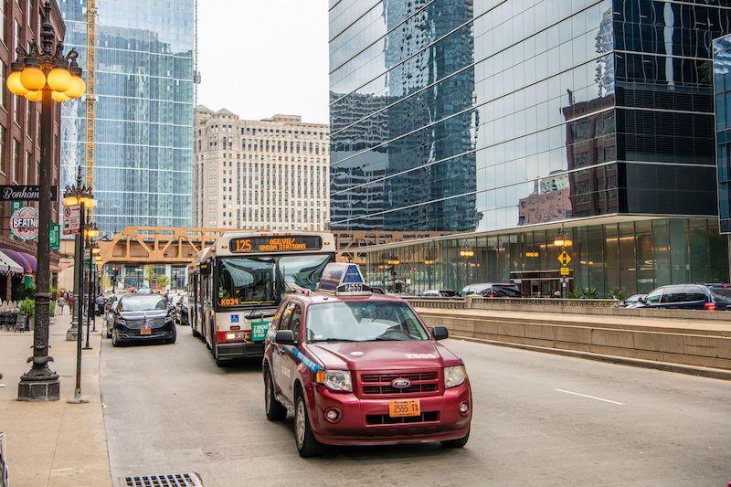 Como andar e se locomover em Chicago