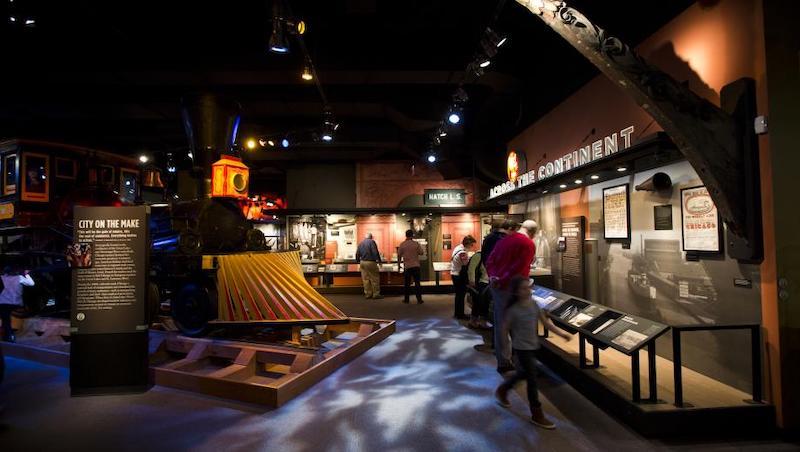 Chicago History Museum: exposição
