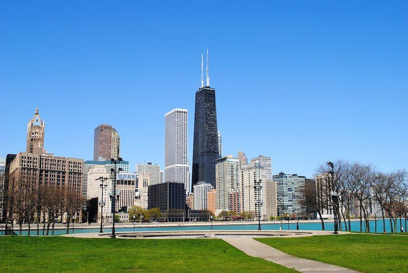 Melhores parques em Chicago: Milton Lee Olive Park
