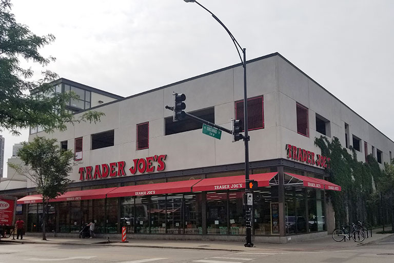 Supermercados em Chicago: Trader Joe's