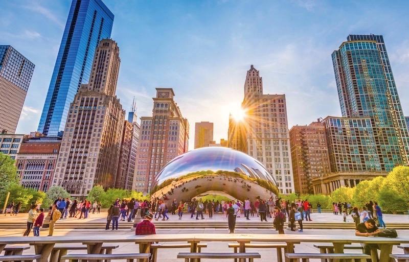 O que fazer no verão em Chicago